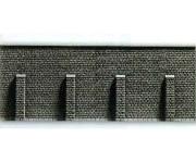 Noch 58057 opěrná zeď Profi 67x12,5 cm H0