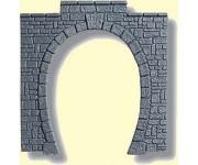 Noch 60010 portál tunelu jednokolejný 2ks H0
