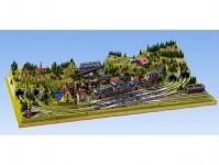 Noch 84830 kolejiště Baden-Baden 125 x 69 cm