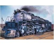 Revell 02165 parní lokomotiva Big Boy H0