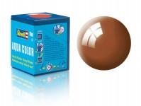 Revell 36180 barva Revell akrylová - 36180: leská blátivě hnědá (mud brown gloss)