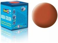 Revell 36185 barva Revell akrylová - 36185: matná hnědá (brown mat)