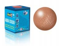 Revell 36193 barva Revell akrylová - 36193: metalická měděná (copper metallic)