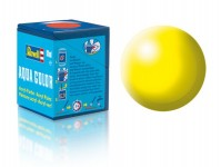 Revell 36312 barva Revell akrylová - 36312: hedvábná světle žlutá (luminous yellow silk)