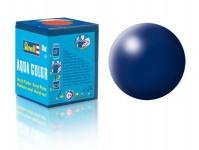 Revell 36350 barva Revell akrylová - 36350: hedvábná tmavě modrá (dark blue silk)