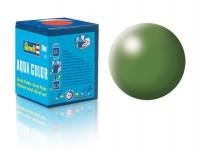 Revell 36360 barva Revell akrylová - 36360: hedvábná zelená (green silk)
