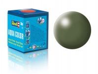 Revell 36361 barva Revell akrylová - 36361: hedvábná olivově zelená (olive green silk)