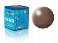 Revell 36381 barva Revell akrylová - 36381: hedvábná hnědá (brown silk)