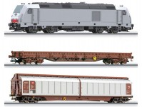 Tillig 01424 set nákladního vlaku TT
