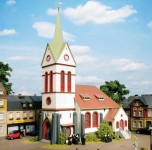 Auhagen 11370 kostel H0