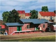 Auhagen 11383 nákladní skladiště H0