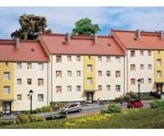 Auhagen 11402 bytový dům H0
