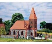 Auhagen 11405 kostel H0