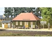 Auhagen 11407 zastávka Borsdorf H0