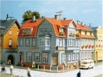Auhagen 12249 městský rohový dům H0/TT
