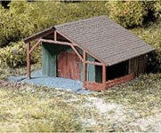 Auhagen 13292 malá stodola TT