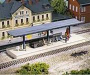 Auhagen 13312 kryté nástupiště TT