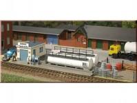 Auhagen 13326 čerpací stanice pro dieselové lokomotivy TT
