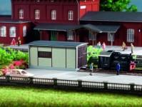 depo pro malé lokomotivy