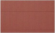 Auhagen 52430 vlnitý plech červený