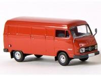 Brekina 13306 MB L 206 D skříň červený H0