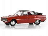 Brekina 15106 Rover P6 limousina karmínově červený H0