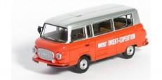 Brekina 30013 Barkas B 1000 Bus Orient - doprodej H0