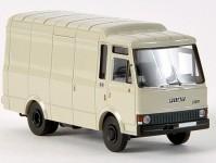 Brekina 34505 Fiat Zeta skříň šedý H0