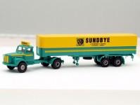 Brekina 85119 Scania P/P Sundbye H0