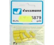 Viessmann 6879 svorka žlutá 10ks
