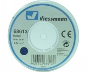 Viessmann 68613 kabel 0,14mm x25m modrý