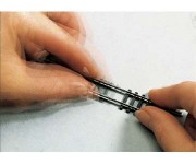 Trix 14975 kolej vario 86,5-120 mm N