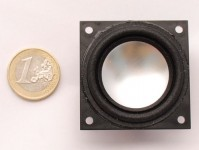 reproduktor 46 mm Metall