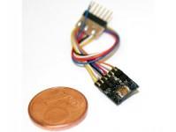 ESU 54684 dekodér LokPilot micro V4.0, DCC NEM651 kabel N