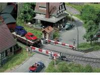 Faller 120172 železniční přejezd chráněný H0
