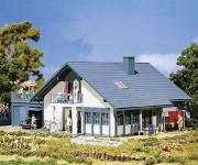 Faller 130396 rodinný dům Türkis H0