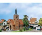 Faller 130239 malý městský kostel H0