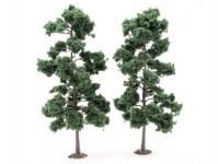 Jordan 2 strom listnatý 2ks 18cm H0
