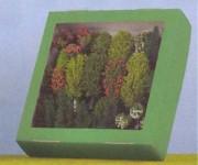 Jordan 4a smíšený les 50ks 3-12cm H0/TT