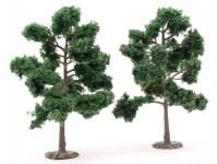 Jordan 5b strom listnatý 2ks 11cm H0/TT