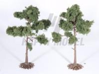 Jordan 5d borovice 2ks 11cm H0/TT