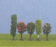 Jordan 6 různé stromy 5cm 5ks Z