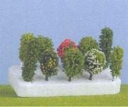 Jordan 7 ovocné stromy 6cm 10ks N