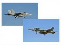 FA 18EF Super Hornet
