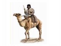 Hät 378208 bojovníci + velbloudi 1:72