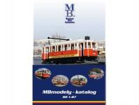 """MB 99099 katalog """"MB modely"""", A4 H0"""