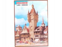 Vollmer 43900 městská věž Rothenburg