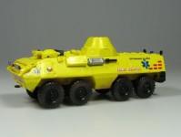 SDV 296 OT-64 Skot, Záchranná služba Transhospital