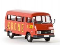 Brekina 13258 MB L 206 D 200 Circus Krone