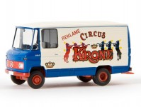 Brekina 36806 MB L 406 D Circus Krone